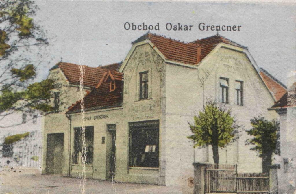 Grencnerův obchod