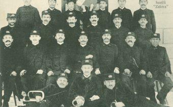 00 volné fotky Hasiči Pospěch sbor rok 1920